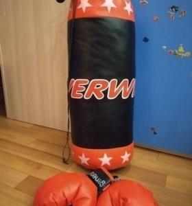 Боксерская груша (детская)