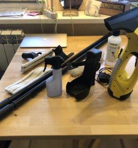 Стеклоочиститель Karcher WV 50 для мытья окон