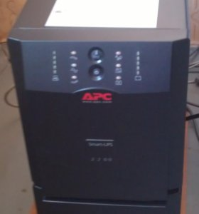 Ибп APC Smart-UPS 2200VA USB &Serial 230V SUA2200I