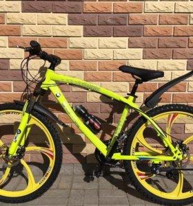 Велосипеды - литые диски