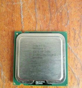 Процессор celeron d 326