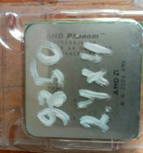 Процессор AMD Phenom 9750