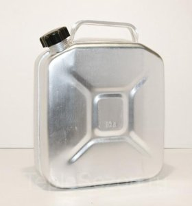 канистра алюминиевая 10л 20л