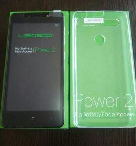 Новый LEAGOO Power 2