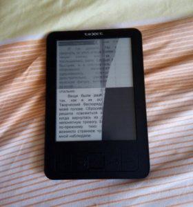 Электронная книга Texet TB-156