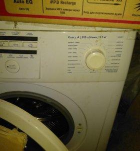 Атлант стиральная машина 35м81