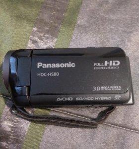 Видеокамера Panasonic HDC HS80