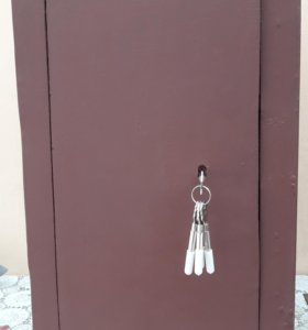 Продам сейф размер 35*35*60см-высота