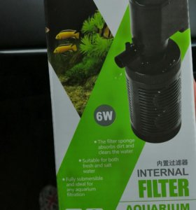 Фильтр для аквариума террариума.