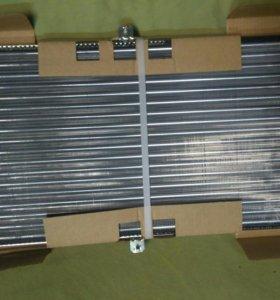 Радиатор охлаждения ваз-2110 ваз-2112