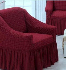 Чехлы на 2 кресла