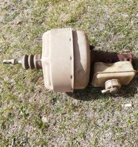 Усилитель вакуумный на газель 3302