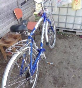 Велосипед скоростной.