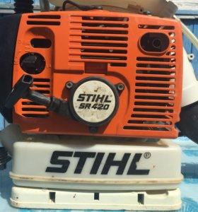 Садовый опрыскиватель STIHL-SR 420