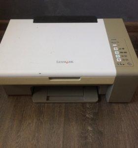 Мфу Lexmark x2500
