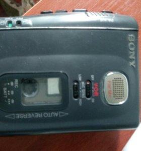 Плеер диктофон Sony TCM-59V