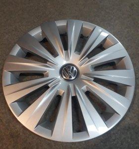 Колпаки VW R15 4шт.