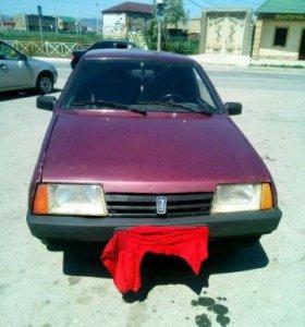 ВАЗ (Lada) 21099, 1998