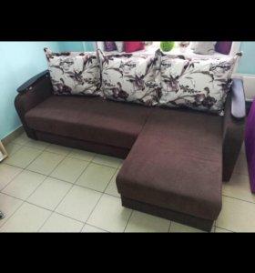 Угловой диван 0532