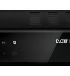 Приставка для цифрового ТВ BBK SMP242HDT2