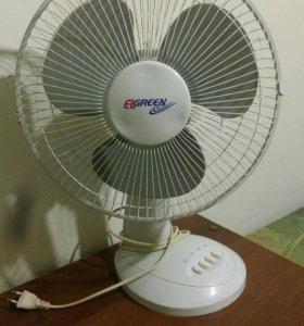 Хороший настольный вентилятор.