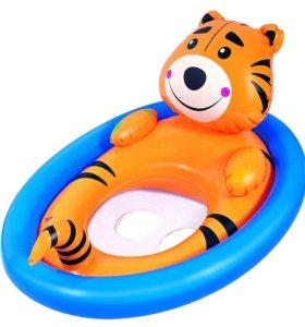 Круг-трусы для плавания Bestway Животные Тигренок