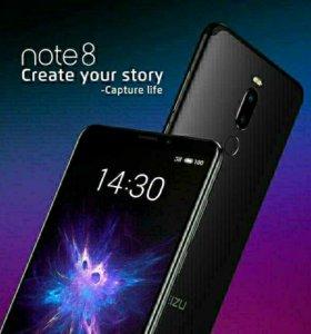 Новейший (запечатан) Meizu Note 8/64 GB