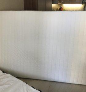 Матрац двухспальный