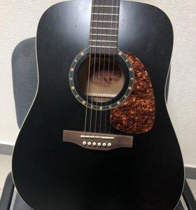 Гитара Norman B18 Cedar Black