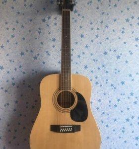 Электроакустическая гитара