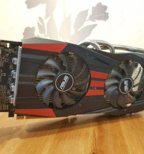 Видеокарта ASUS AMD Radeon R9 270X 2ГБ