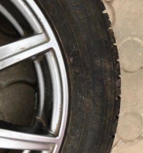 Колёса R14 185/60 Литые диски