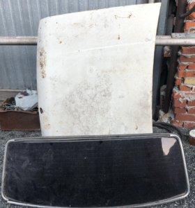 Крышка багажника и заднее стекло газ 3110-31105