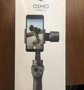 Мобильный стабилизатор «DJI Osmo mobile 2»