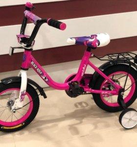 Велосипед детский Black Aqua. Новый