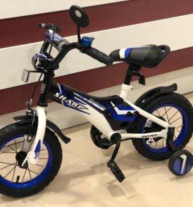 Велосипед детский Black Aqua Sharp. Новый