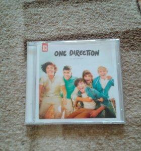 Диск группы One Direction - Up All Night