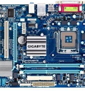 Продам материнскую плату gigabyte ga-g41mt-s2pt