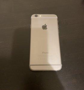 iPhone Apple 6 Silver 64gb