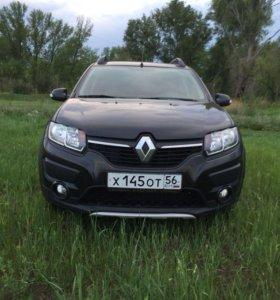 Renault Sandero, 2014
