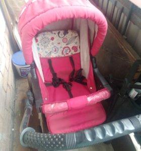 Детская летняя коляска