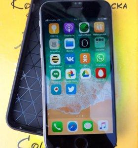Apple iPhone 6s 64 GB (серый космос)