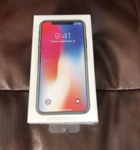 iPhone X 64 gb оригинальный