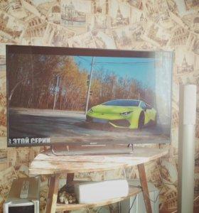 Телевизор SONY 43 дюйма