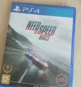 Игра на Ps 4 Need For Speed Rivals