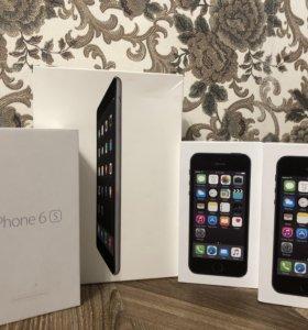 Коробки Apple iPhone