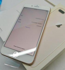 Новый. iPhone 8 Plus 256Gb Gold