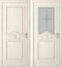 дверь шпон дуба