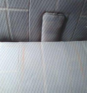 Сиденье заднее ВАЗ-2107