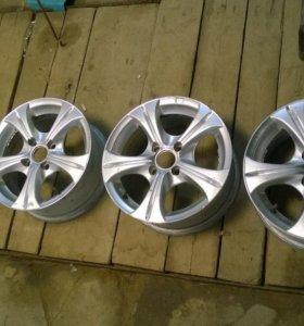 Литые диски R14 для ВАЗ